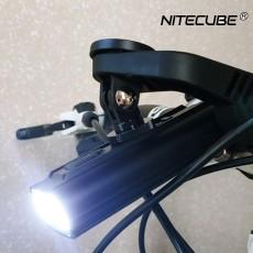 나이트큐브 NX-1800 LED 자전거라이트 전조등