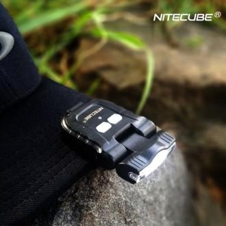 나이트큐브 NCL-1 USB충전식 LED 캡라이트 헤드랜턴(SMD 타입)